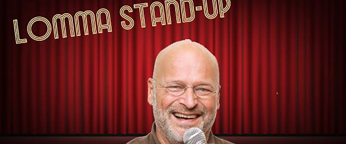 Lomma Stand-up 23/7