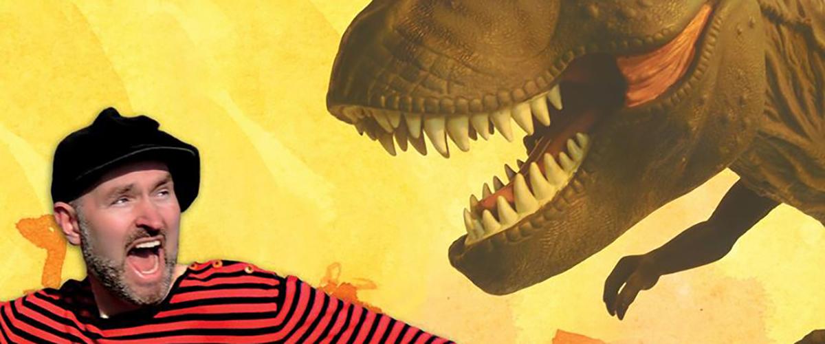 Jagad Av En T-rex 21/4