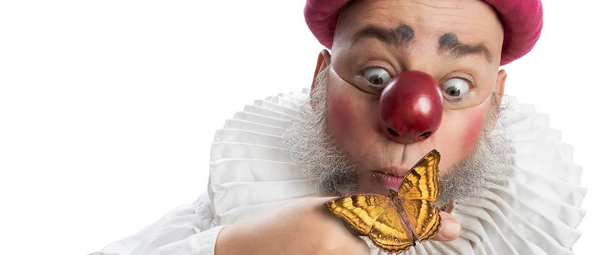 Nalle Clown  22/11